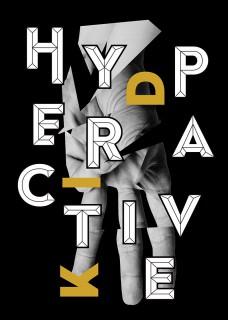 Plakat Hyper kids