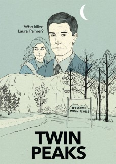 Plakat Twin Peaks