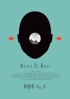 Plakat Musica De Balas