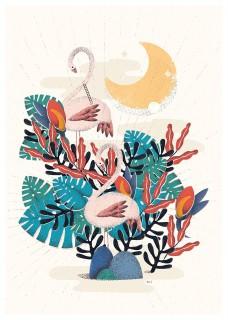 Plakat Dżungla I