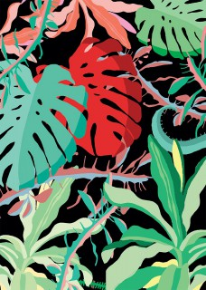 Plakat Jungle I