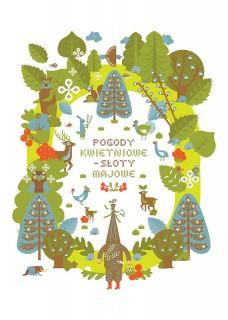 Plakat Wiosna