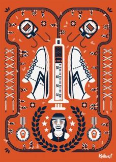 Plakat Fitjunkie