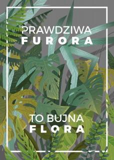 Plakat Flora