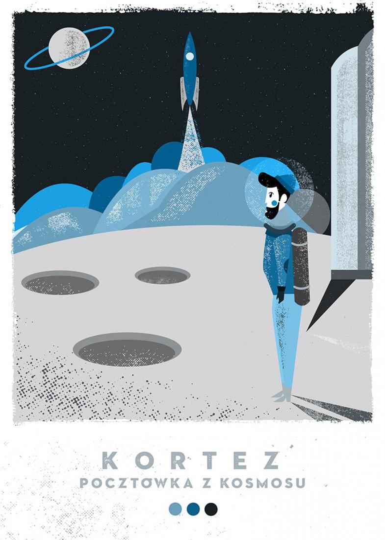 Kortez Kosmos Wall Being