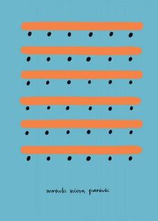 Plakat Abstrakcyjne owady I
