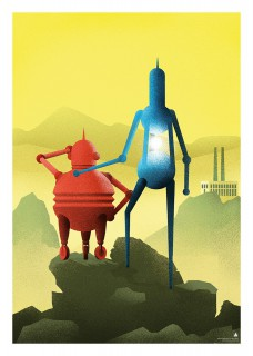 Plakat Cyberiada