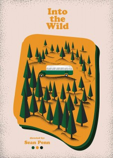 Plakat Into the wild