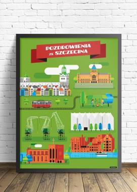 Pozdrowienia ze Szczecina