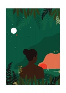 Plakat Adeline