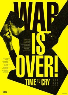 Plakat War is over