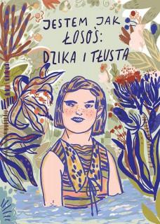 Plakat Łosoś
