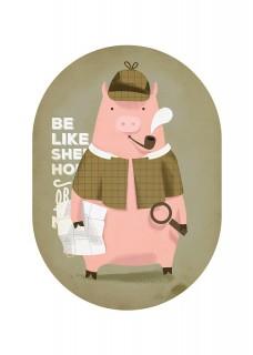 Plakat Sherlock