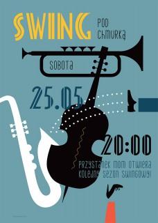Plakat Swing
