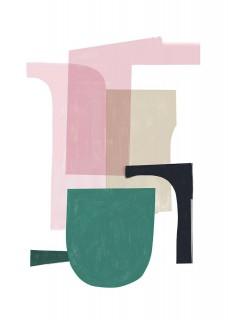 Plakat Abstract VI