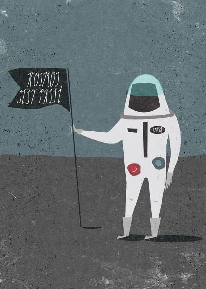 Kosmos jest passe