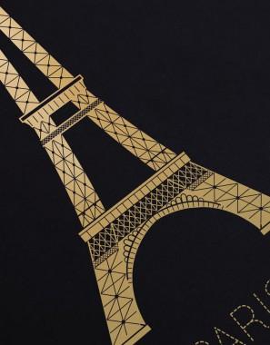 Grafika Paris by night / La Tour Eiffel