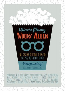 Plakat Kino
