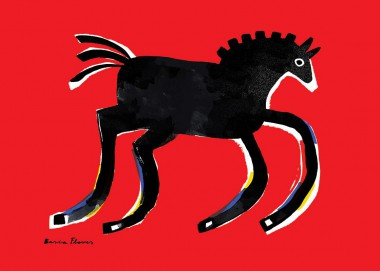 Szalony koń