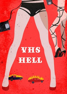 Plakat VHS