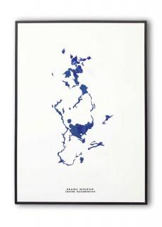 Grafika Kraina Wielkich Jezior Kraina Wielkich Jezior Mazurskich