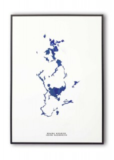 Sitodruk Kraina Wielkich Jezior Mazurskich