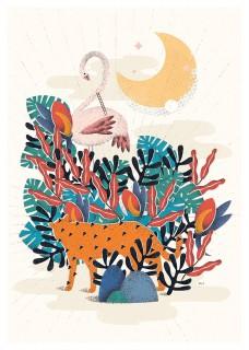 Plakat Dżungla II