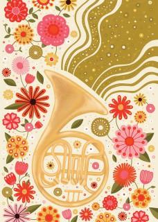 Plakat Spring
