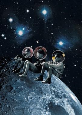 Chłopcy na księżycu