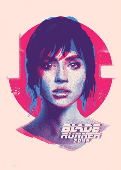 Blade Runner 2049 Joi Mariette