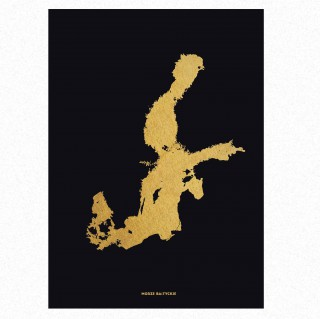 Morze Bałtyckie gold