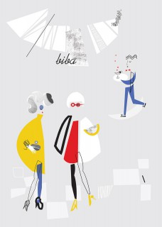 Plakat Biba