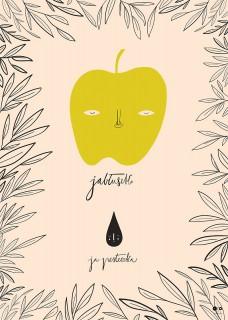 Plakat Jabłuszko