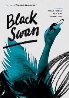 Plakat Black Swan