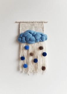 Makatka Minimakatka błękitna chmurka
