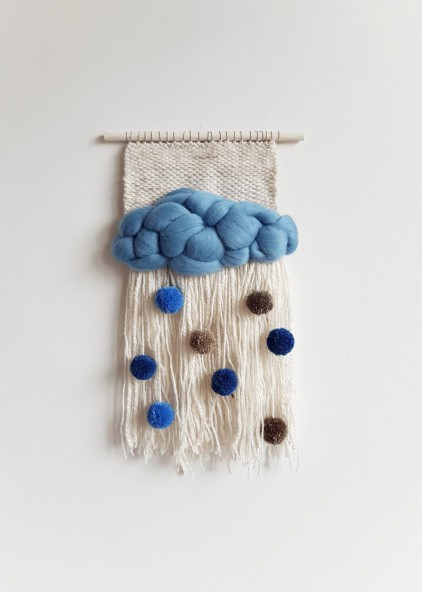 Minimakatka błękitna chmurka