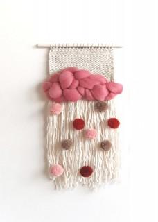 Makatka Minimakatka różowa chmurka