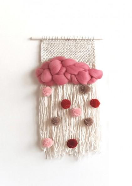 Minimakatka różowa chmurka