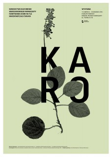 Plakat Karo