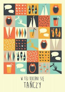 Plakat Kuchnia
