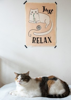Just relax