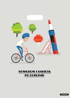Rowerem i rakietą