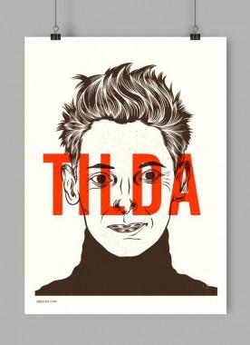 Grafika Tilda