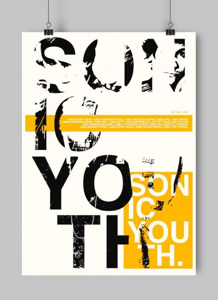 Grafika Sonic Youth