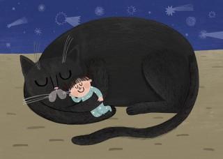 Dobranoc kotku