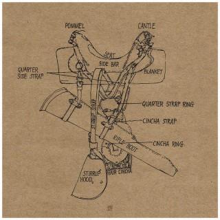 Western Saddle Parts