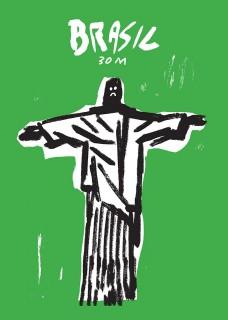 Plakat Brasil