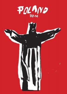 Plakat Poland