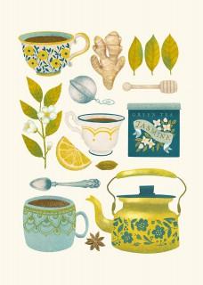 Herbata jasna