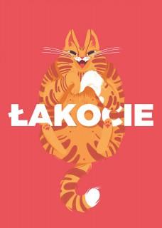 Plakat Łakocie